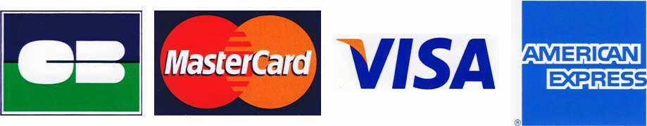 Paiement sécurisé CB Visa Mastercard Paypal